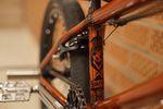 """Der International von Mankind Bike Company hat mit 7,4"""" eine recht niedrige Standoverhöhe, was Tailwhips deutlich erleichtert"""