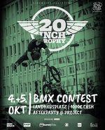 Vom 4.-5. Oktober 2019 geht die 20 inch Trophy auf dem Landhausplatz in Innsbruck in die nächste Runde