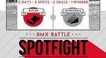 Beim Spotfight Chemnitz gibt es Sachpreise von SIBMX und Geldprämien im Wert von 1500 EUR zu gewinnen. Hier erfährst du mehr über den sächsischen BMX Battle