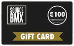 Einkaufsgutschein von The Source BMX über 100 EUR