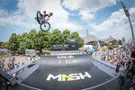 Nachdem Jose Gil Torres vor ein paar Wochen bereits den 2. Platz beim Minirampcontest auf dem FISE in Montpellier geholt hatte, flog er auch in München aufs Treppchen