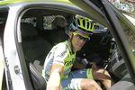Auf der 9. Etappe sah sich Alberto Contador bei der Tour 2016 zur Aufgabee gezwungen. (Bild: Sirotti)