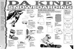 Allererster Dakine Snowboard Katalog 1992.