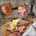 Paper Bag Eggs Van Life Camping Recipes