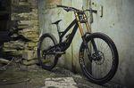 YT Tues european downhill mountain bikes