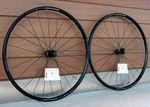 Die neuen Reifen von Bontrager sind auf Scheibenbremsen ausgelegt.