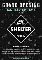 FLYER_Nike SB Shelter Grand Opening