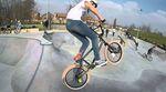 """Am 27. Mai 2017 findet im Rahmen des Fahrradfestivals """"Ganz schön Drais!"""" ein BMX-Contest im ODP Skatepark Karlsruhe statt. Hier erfährst du mehr."""