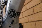 Am Cannondale SuperSix Evo kommt ein 73 mm breites BB30a Tretlager zum Einsatz.