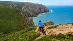 Location: Cabo da Roca in Portugal, Europas westlichster Punkt