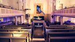 Eine BMX-Session in einer Kirche? Die Sportpiraten machen es in Kooperation mit der Flensburger St. Petri-Kirche möglich. Frohe Ostern!