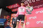 Kann er das maglia rosa bis nach Milan tragen? (Bild: Sirotti)