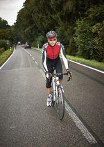 Regen, Regen, Regen - unser Testtag Ende August war für einen Radtest nicht optimal. Die von Assos zur Verfügung gestellten Klamotten waren jedoch eine tolle Wahl.