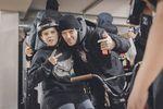 Mika Köhler und Papa Bardl dürfen auf keiner BMX-Veranstaltung im Stuttgarter Raum fehlen