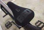 BSD Logo Pivotal BMX Seat