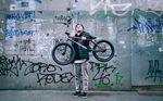 Bruno Hoffmann hat sich ein Rad mit seinem Signaturerahmen von Federal Bikes im neuen Burnt Orange Colorway zusammengebaut. Zeit für einen Bikecheck!