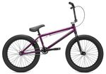 Kink Curb BMX Rad lila