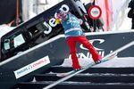 14 Jahre jung und schon Siegerin eines 6 Star Contest der World Snowboard Tour: Miyabi Onitsuka.