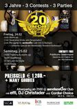 20inch Trophy 2012 Partyflyer