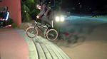 Broc Raiford, Jacob Cable, Travis Hughes und Justin Spriet haben für dieses Video den Clutch-Freecoaster von Odyssey BMX durch die Mangel gedreht.