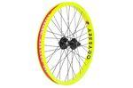 Odyssey BMX Freecoaster Laufrad Hazard Lite in fluoreszierend gelb
