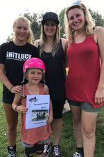 Girlpower beim BMX Männle Turnier 2017