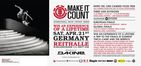 Element Make it Count 2012 Ulm