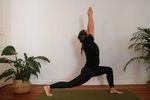 Yoga MBM - Utthita Ashwa Sanchalanasana