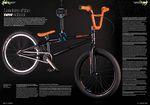 """Leicht, leichter, KHEbikes: Das """"Specter Pro""""-Komplettrad kam 2009 raus und brachte ohne Pegs gerade einmal 8,35 kg auf die Waage. Damit dürfte das Specter das leichteste Komplettrad aller Zeiten sein"""