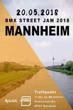 Die Mazzaka Crew veranstaltet am 20. Mai 2018 einen Streejam in der Innenstadt von Mannheim. Hört sich interessant an? Hier erfährst du mehr.