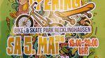 Chill and grill im Pott: Am 5. Mai startet der Bike und Skatepark Recklinghausen mit einem entspannten Jam in die Sommersaison 2018.