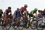 Auch Contador musste das rote Trikot auf dem letzten Kilometer ziehen lassen. (Foto: Sirotti)
