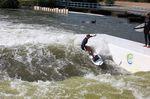 Kanoa Surfboards Foamy Flow Test