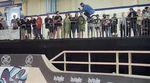 Double Flairs und vierfache Tailwhips –Hier sind die Highlights eines wilden BMX-Park- und Best-Trick-Contests auf dem NASS Festival 2015 in England.