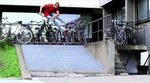 Moritz Nußbaumer The Pavement Experiment BMX Video