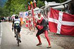 Der Tourteufel durfte auch bei dieser Tour de France nicht fehlen. (Foto: A.S.O.)
