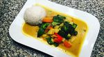 Kokos Curry mit Reis - Yummi, bekommt man da nicht hunger?