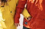DaKine, left to right: Linnton jacket – 2L Gore-Tex - £380 | Intruder jacket - 10,000mm/10,000g - £210