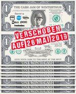 Der Cash Jam in Winterthur wurde auf den 26. Mai 2019 verschoben