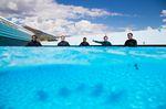 Quicksilver Crew at Alaia Bay