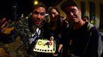 Bevor das erste Mixtape der Ciao Crew mit einem rauschenden Festes der Öffentlichkeit vorgestellt wurde, gab es noch eine Session im Frankfurter Hafenpark.