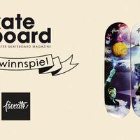 favorite skateboards x monster skateboard magazine gewinnspiel