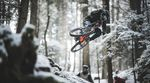 Motorcross Downhill im Schnee mit Mads André Haugen, Nico Vink und Vincent Tupin
