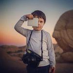Hawkeye Huey Aaron Huey National Geographic Photographer Kid 8