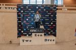 Die Gewinnerin der Klasse Junior Women bei den German Open 2019 in der Skatehalle Oldenburg
