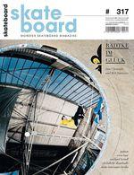 Monster Skateboard Magazine 317