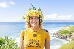 Stephanie Gilmore (AUS) won her seventh World Title at the 2018 Beachwaver Maui Pro in Honolua Bay, Maui, Hawaii, USA.