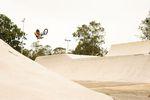 Marcel Gans, Tabletop im 30 Jahre alten Beenleigh Skatepark, der demnächst erneuert werden soll