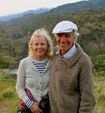 Doug und Kristine Tompkins in Chile | Foto: Tompkins Conservation