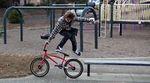 Erik Elstran auf Sunday Bikes
